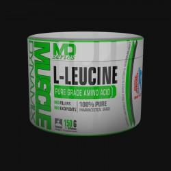 PURE L- LEUCINE POWDER 75 SERVINGS.