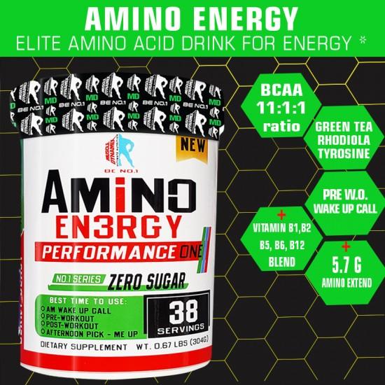 AMINO ENERGY PERFORMANCE/38 SERVINGS