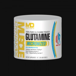 PURE GLUTAMINE FOR RECOVERY / 60 SERVINGS