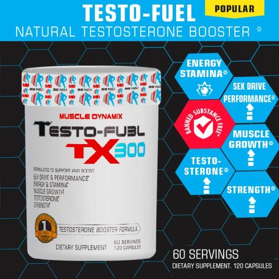 Testo Fuel TX300