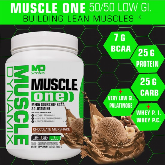 Muscle One 1650g - 30 servings