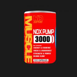 NOX Pump 3000 100 CAPS