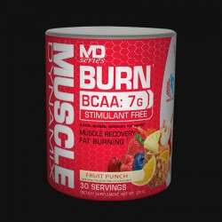 NON-STIMULANT  BCAA BURN/ 30 SERVINGS