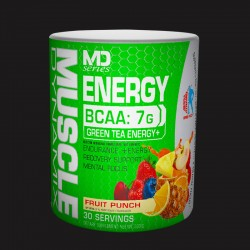 7G BCAA + ENERGY/ 30 SERVINGS.