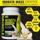 MONSTA MASS Vanilla - 1680g / 30 servings