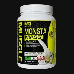 MONSTA MASS Vanilla - 1680g / 30 servings.