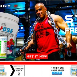 MUSCLE STACK 4: PRE & POST - CHOOSE ANY 2